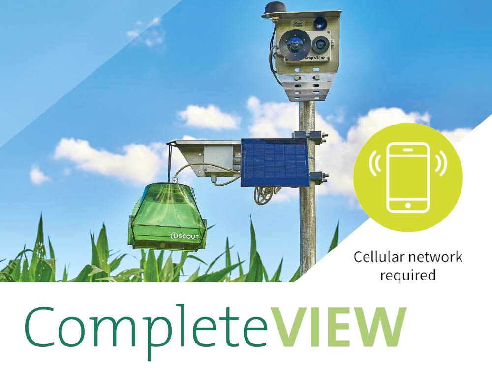 CompleteVIEW METOS Canada package