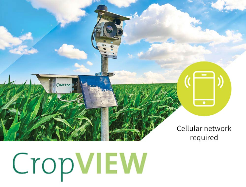 CropVIEW METOS Canada package