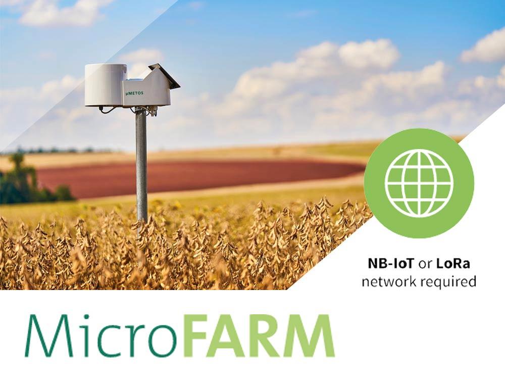 MicroFARM METOS Canada package