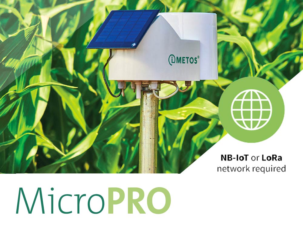 MicroPRO METOS Canada package