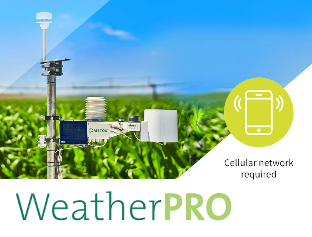 WeatherPRO METOS Canada package