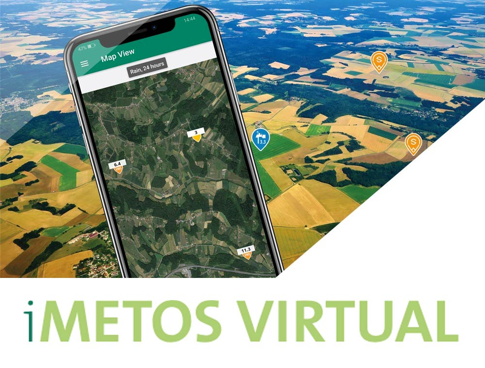 iMETOS VIRTUAL METOS Canada package
